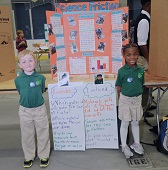 stem expo 2013 1st graders for front page