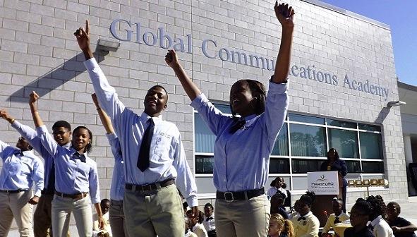 Global Dedication Students Performing  SoE Star Image